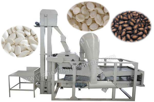 melon seeds shelling machine