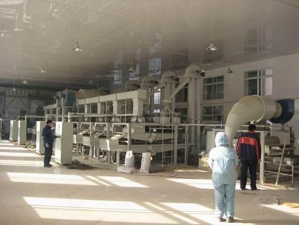 buckwheat seeds hulling machine