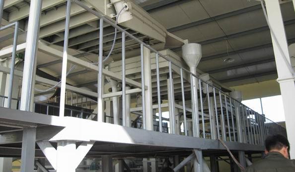 grain seeds dehulling machine