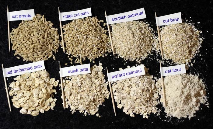 oat types
