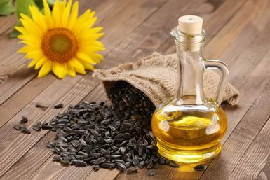 sunflower seed oil extraction