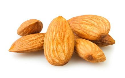 almond kernels grading
