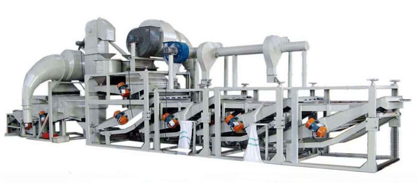 TFKH-1200 Sunflower Seeds Dehulling Equipment