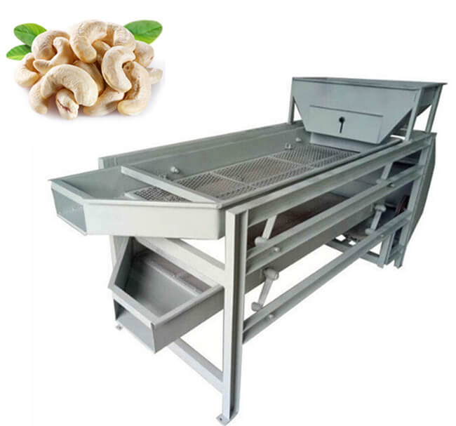 cashew kernel & shell separating machine