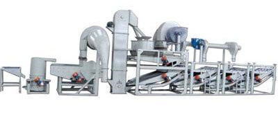 hemp seeds dehulling machine