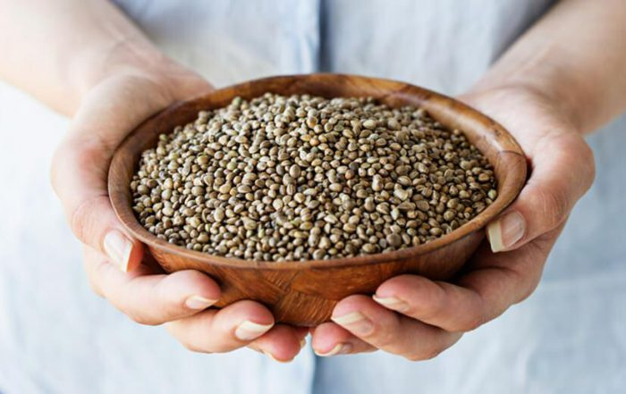 how to dehull hemp seeds