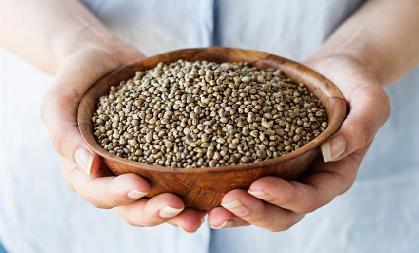 how to dehull hemp seeds