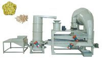 melon seeds dehulling machine line