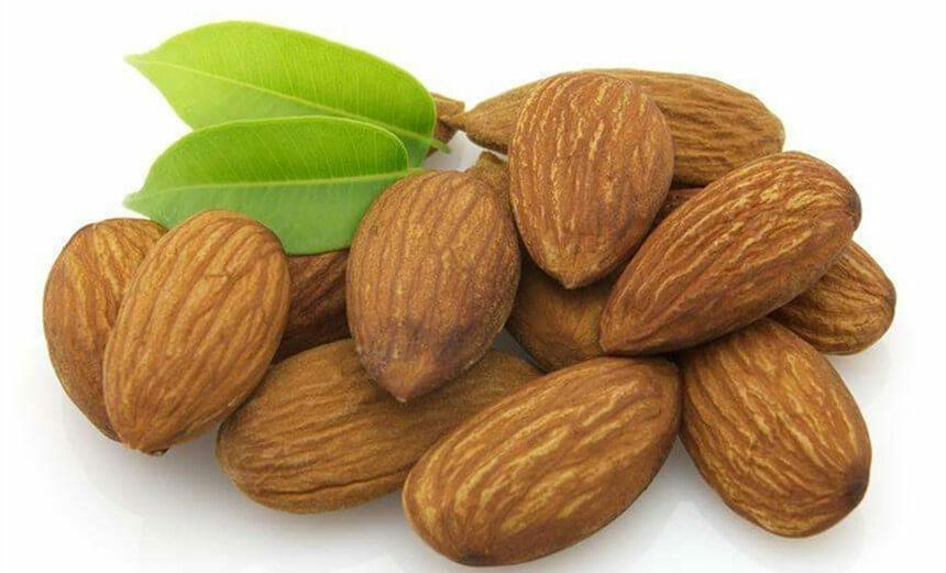 shelled almond