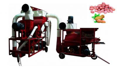 peanut huller machine